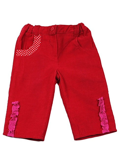 Tuc Tuc Pantolon Kırmızı